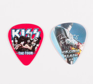 KISS Guitar Pick - Virginia Beach The Tour, Tommy 2012