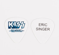 KISS Guitar Pick - The Tour, Eric Printed