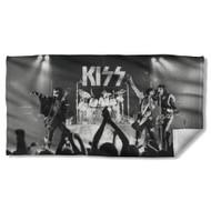 KISS Beach Towel - KISS Alive!