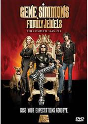 Gene Simmons Family Jewels DVD - Season 1