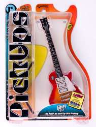 KISS Toy Guitar - Pickups, Ace Frehley Les Paul