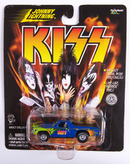 KISS Johnny Lightning Car - 1971 El Camino, blue