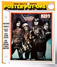 KISS Sticker - Poster Put-Ons, Spirit of '76, (open)
