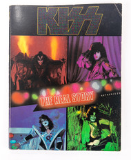 KISS Book - The Real Story