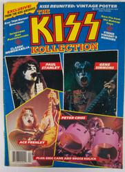 KISS Magazine - The KISS Kollection, April 1989, (NO POSTER)