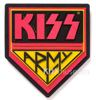 KISS 3D Foam Wall Sign, KISS ARMY