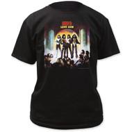 KISS T-Shirt - Love Gun BLACK
