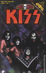 KISS Comic - Pre-History part 1
