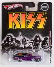 KISS Car - Hotwheels '56 Chevy Nomad Purple