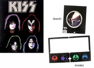 KISS Folder - Solo Faces