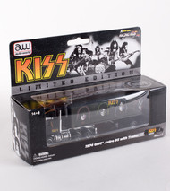 KISS Slot Car Truck - 1974 GMC Astro 95 with Trailer, Solo Faces