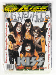 KISS Magazine - Live Wire, 1996