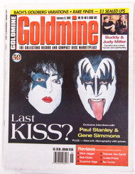 KISS Magazine - Goldmine 2002