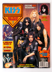 KISS Magazine - Giant Pullout KISS Spectacular, 1992