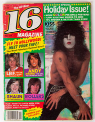 KISS Magazine - 16, February 1979, Paul (7/10)