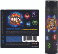 KISS Lip Balm - KISS Explosion, Forever Berry, loose single