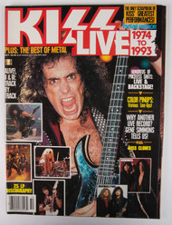KISS Magazine - KISS Live 1974 to 1993, (7/10)