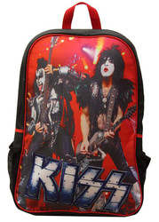 KISS Back Pack - Live in Concert