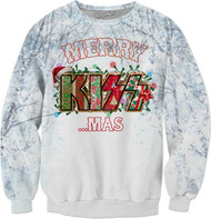 KISS Sweat Shirt - KISSmas Logo