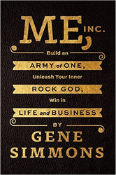 KISS Book - Gene Simmons Me Inc