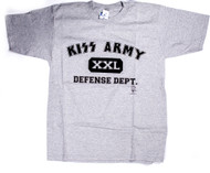 KISS T-Shirt - KISS Army Defense Dept., (size XL)