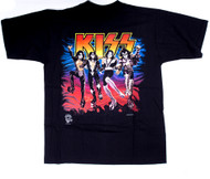 KISS T-Shirt - KISS Destroyer 20 Years of Destruction, (size XL)