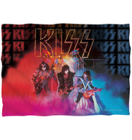 KISS Pillow Case - Unmasked Live
