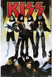 KISS Poster - Love Gun, (2013)