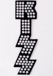KISS Patch - KISS Logo, vertical ('80s)
