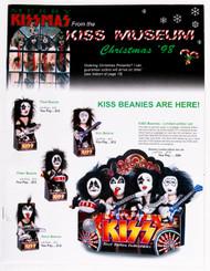 KISS Museum Catalog, Christmas 1998