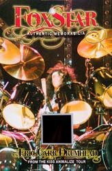 Eric Carr Drum Skin Relic - Black.