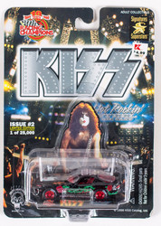 KISS Car - Racing Champions, Paul Stanley issue #2