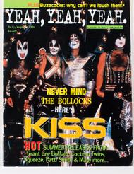 KISS Magazine - Yeah, Yeah, Yeah, 1996
