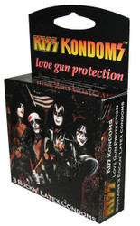 KISS Condom - Love Gun Protection