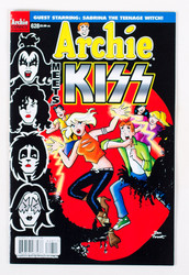 KISS Archie Comics - #628, (standard edition)