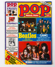 KISS Magazine - Pop Melody Maker
