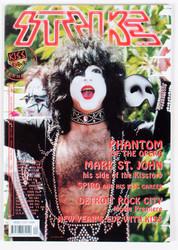 KISS Magazine - KISS Strike #24, 2000, Paul