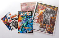 KISS Magazine - Comic Buyer's Guide, Tabloid, (SEALED).