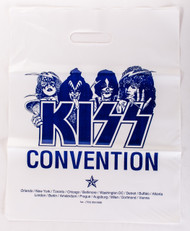 KISS Shopping Bag - White KISS Convention