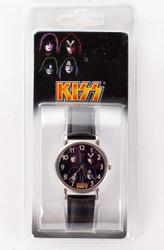 KISS Watch -Solo Faces, official 2000
