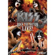 KISS DVD - Rock the Nation Live, (sealed)