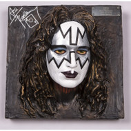 KISS Wall Head Plaque - Ace Frehley