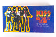 KISS Board Game - KISS On Tour, 1978