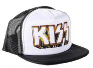 KISS Cap - Metallic logo