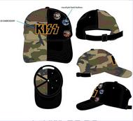 KISS Cap - Half/Half Cap
