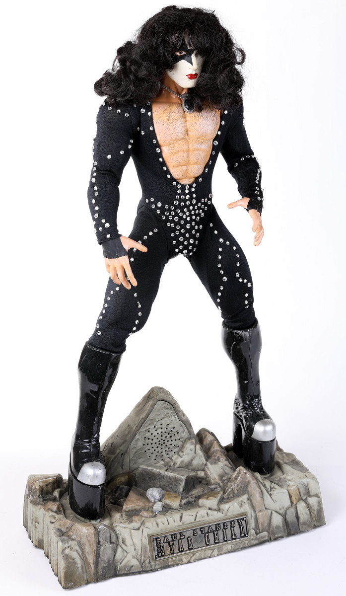 515cfe1f6f3 KISS Figure - Spencer Gifts 24 inch, Paul Stanley Destroyer, (no box ...