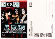 KISS Postcard - P.O.V.