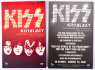 KISS Postcard - KISSology 2