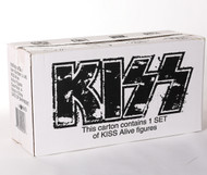 KISS McFarlane Figures - Alive, set of 4, (with open box)