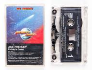 Ace Frehley Cassette Tape - Frehley's Comet 1st album